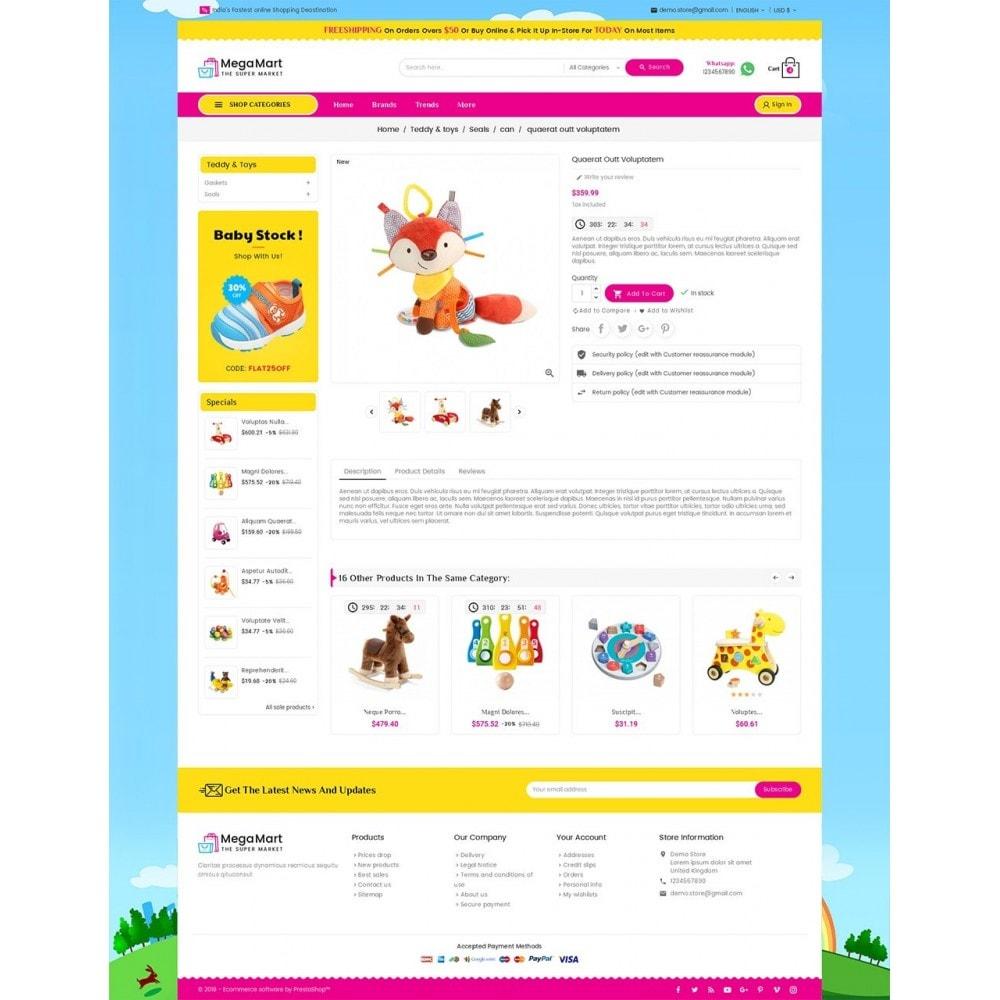 theme - Zabawki & Artykuły dziecięce - Mega Mart Kids Toys - 5