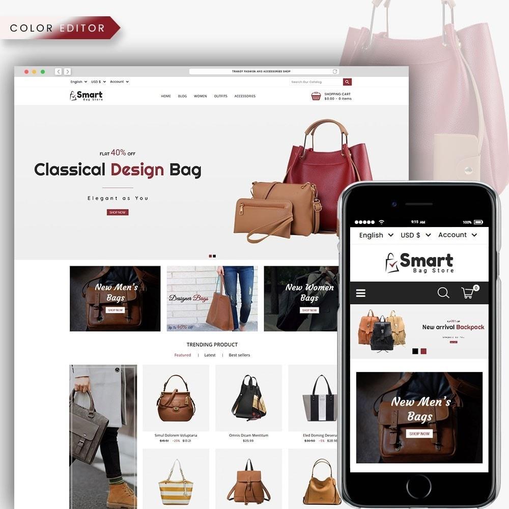 theme - Moda & Obuwie - Bag Store - 1
