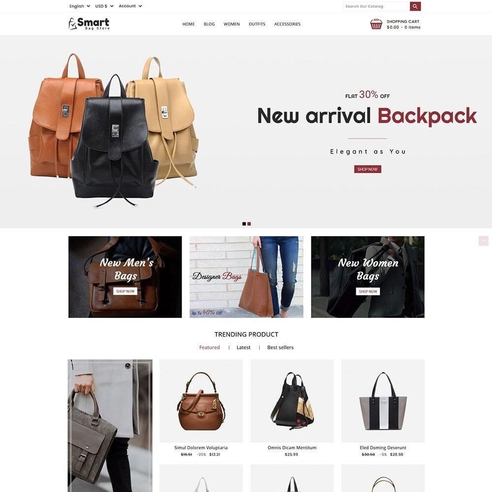 theme - Moda & Obuwie - Bag Store - 2