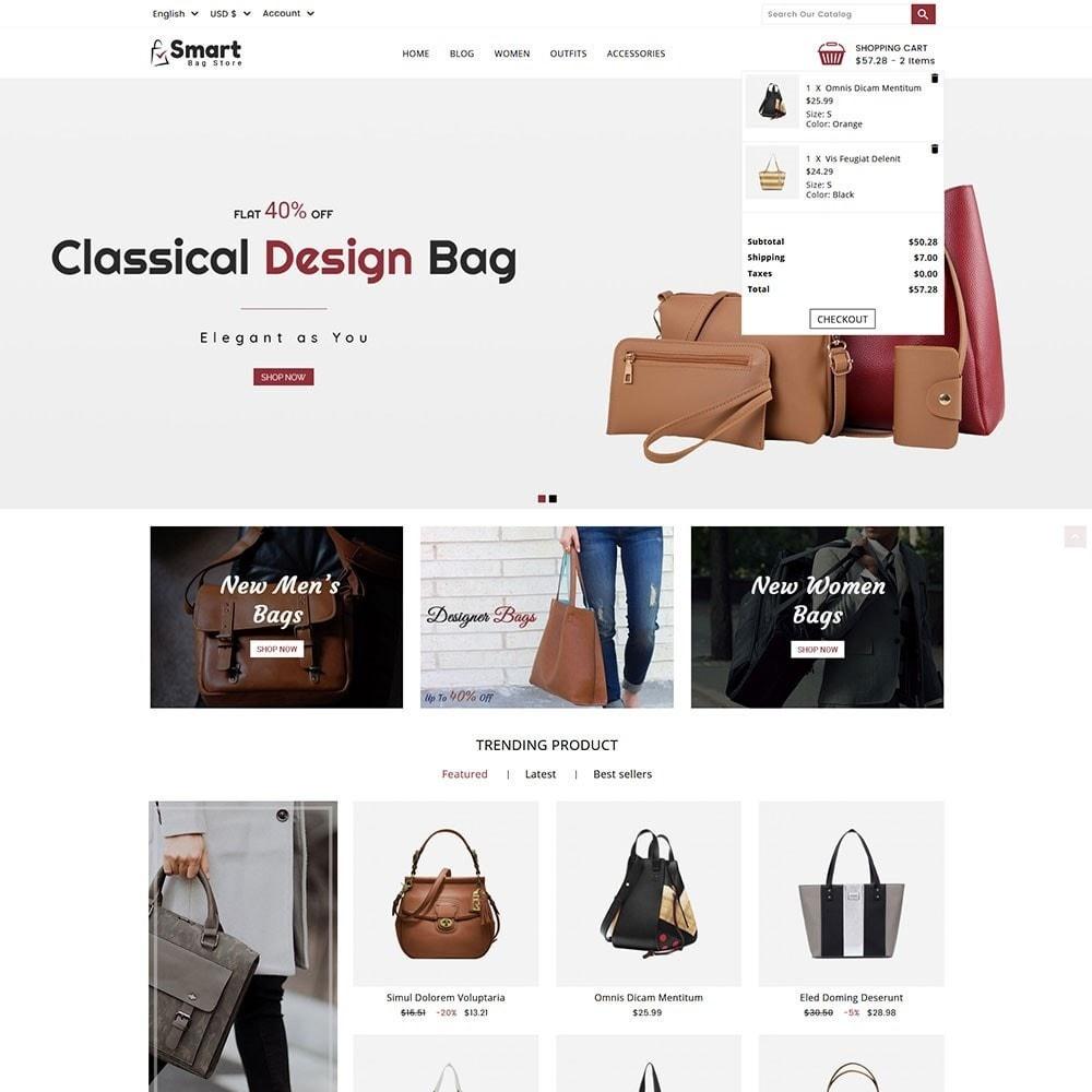 theme - Moda & Obuwie - Bag Store - 3