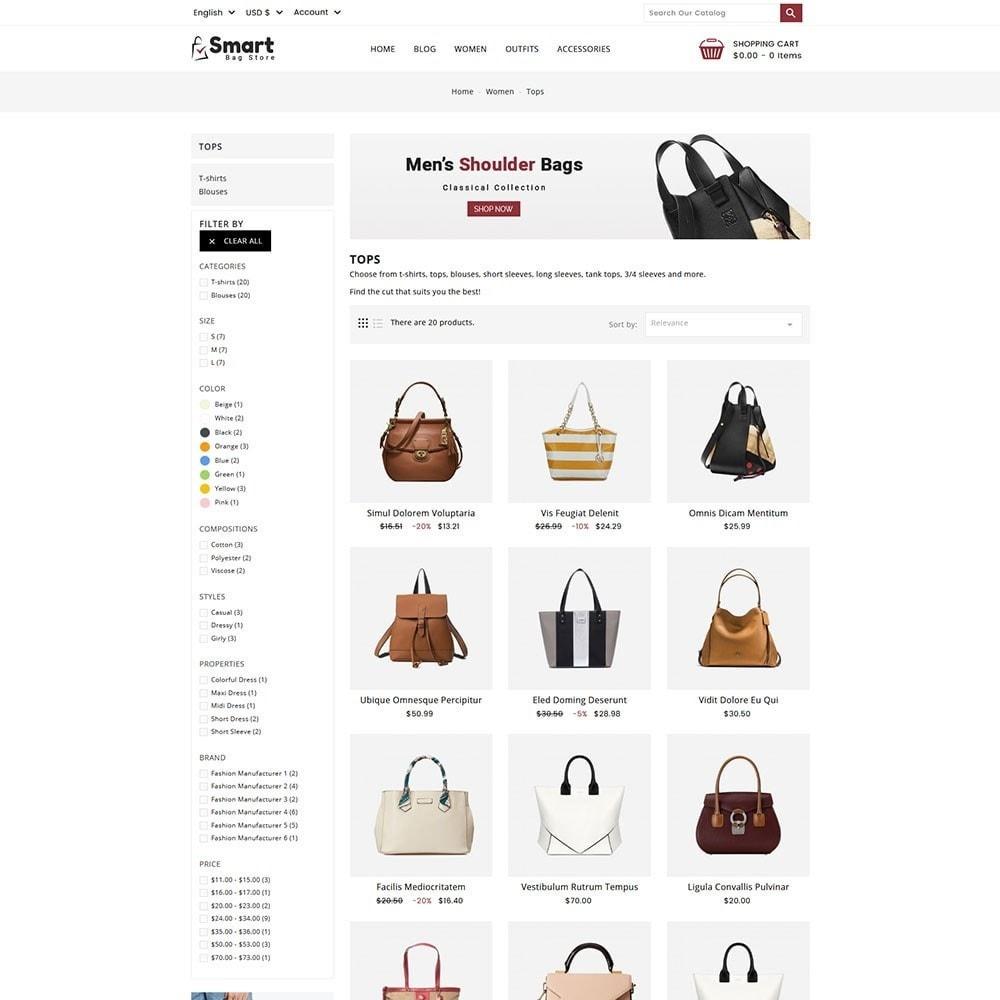 theme - Moda & Obuwie - Bag Store - 4
