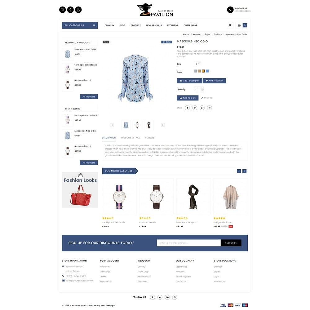 theme - Мода и обувь - Pavilion Fashion Store - 5