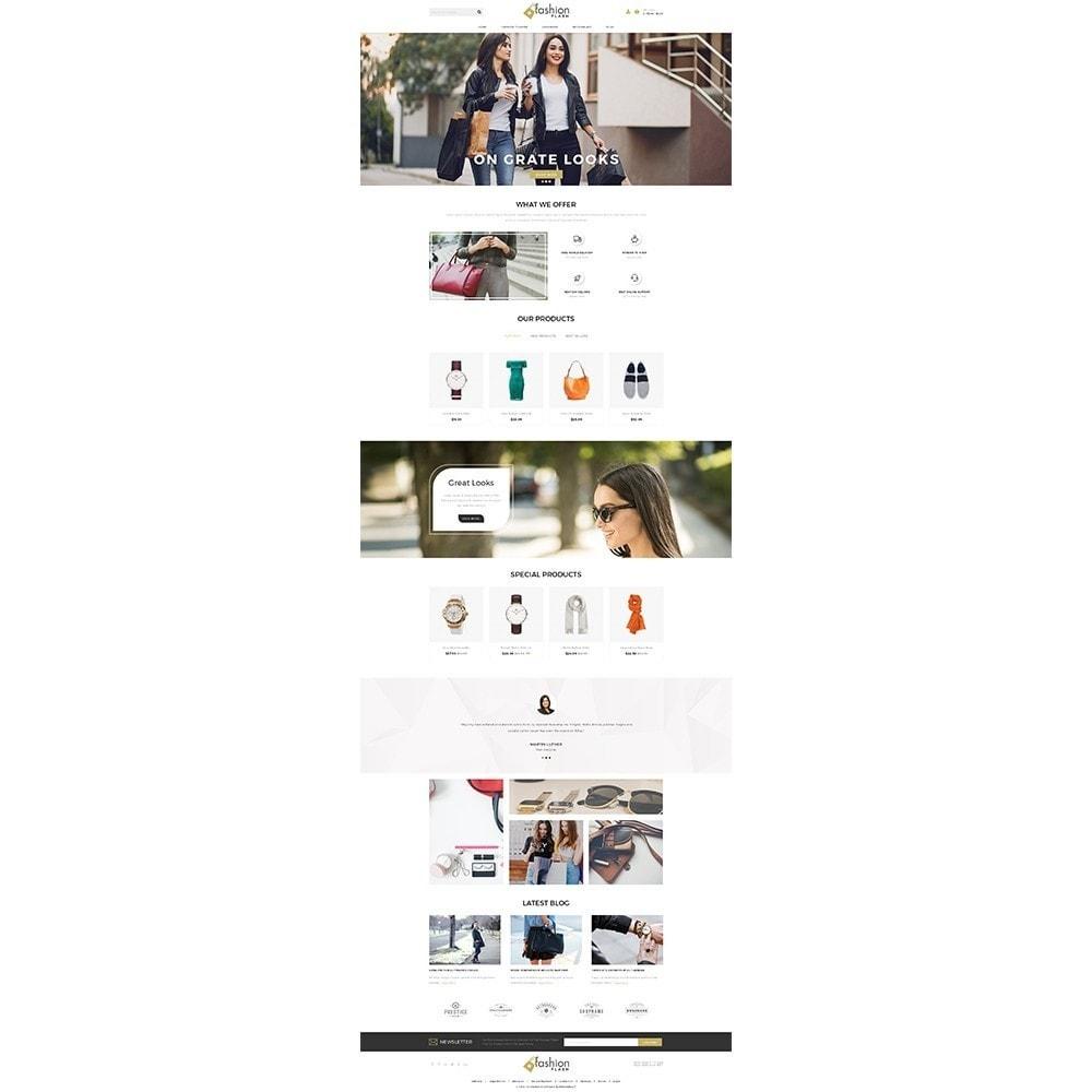 theme - Moda y Calzado - Fashionflash Demo Store - 2