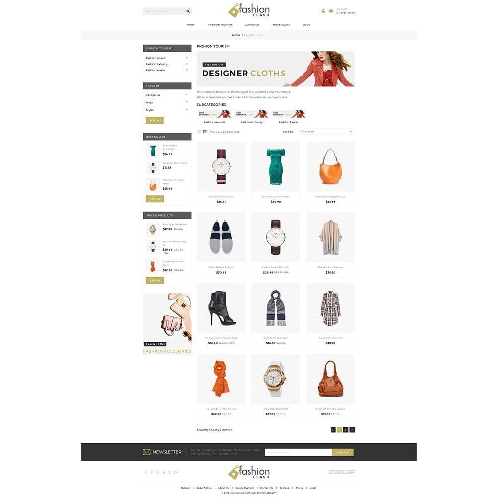 theme - Moda & Obuwie - Fashionflash Demo Store - 3