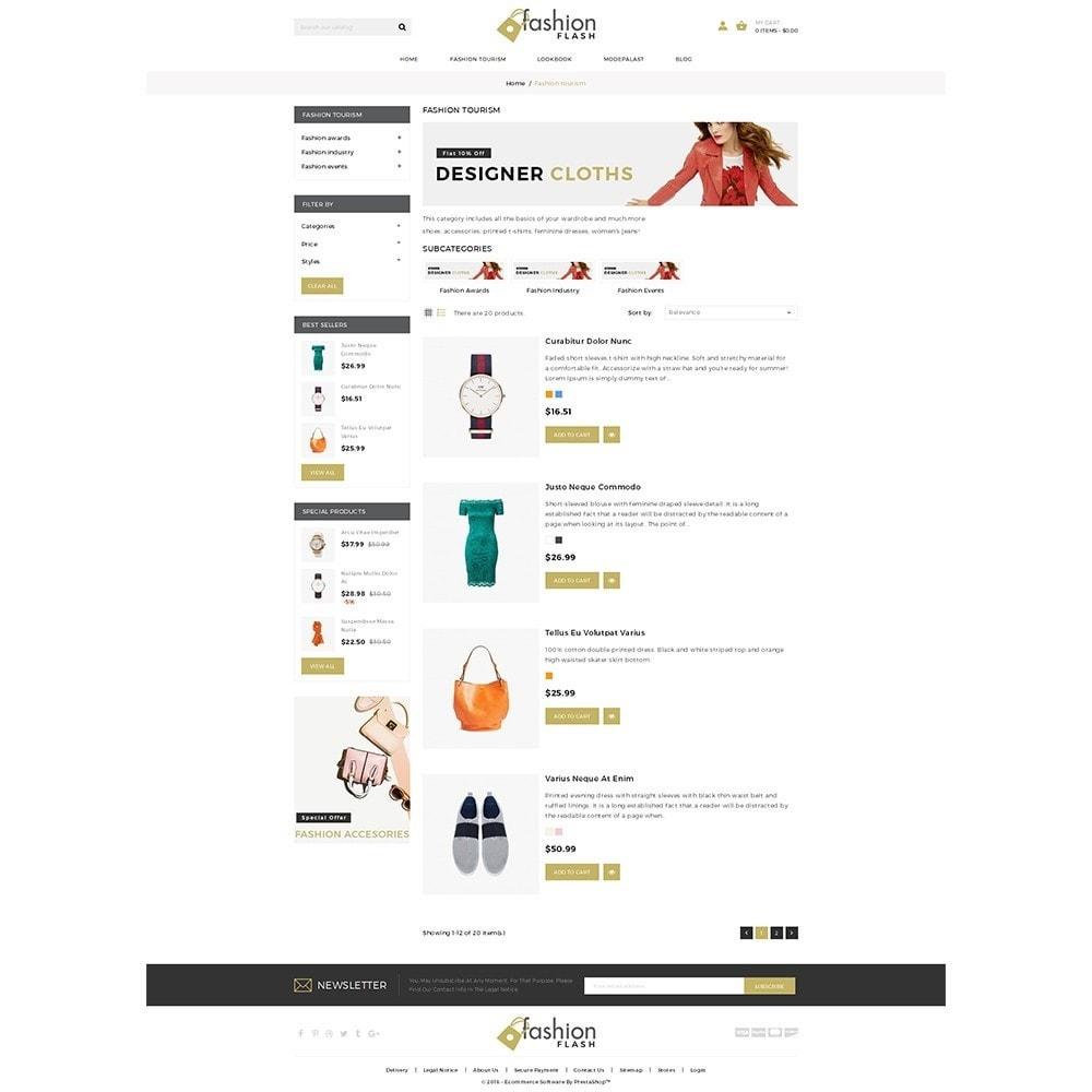 theme - Moda & Obuwie - Fashionflash Demo Store - 4