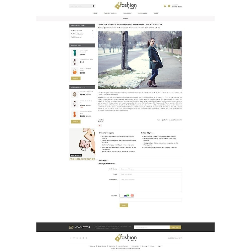 theme - Moda & Obuwie - Fashionflash Demo Store - 6