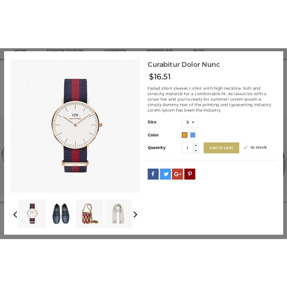 theme - Moda y Calzado - Fashionflash Demo Store - 7