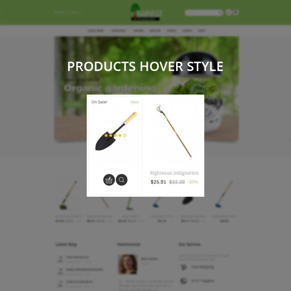 theme - Hogar y Jardín - Harvest Gardening Store - 9