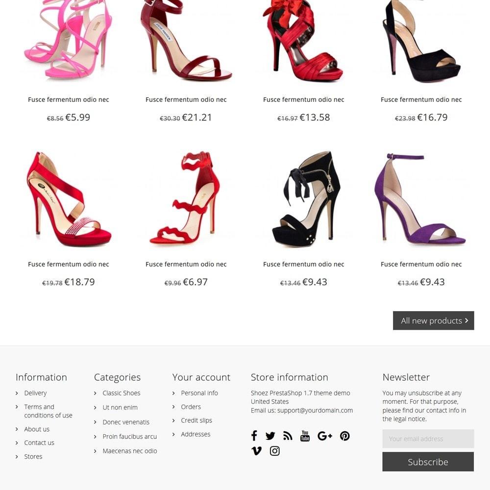 theme - Moda & Calçados - Shoez - 5