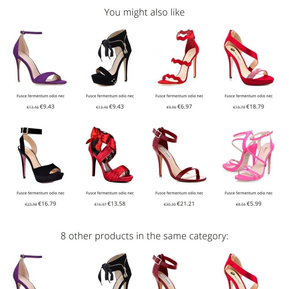 theme - Moda y Calzado - Shoez - 10