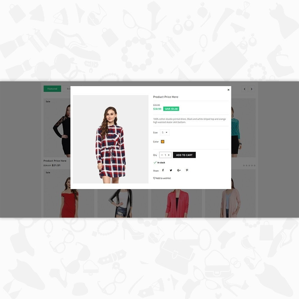 theme - Mode & Chaussures - Awear Clothing- The Fashion Store - 7