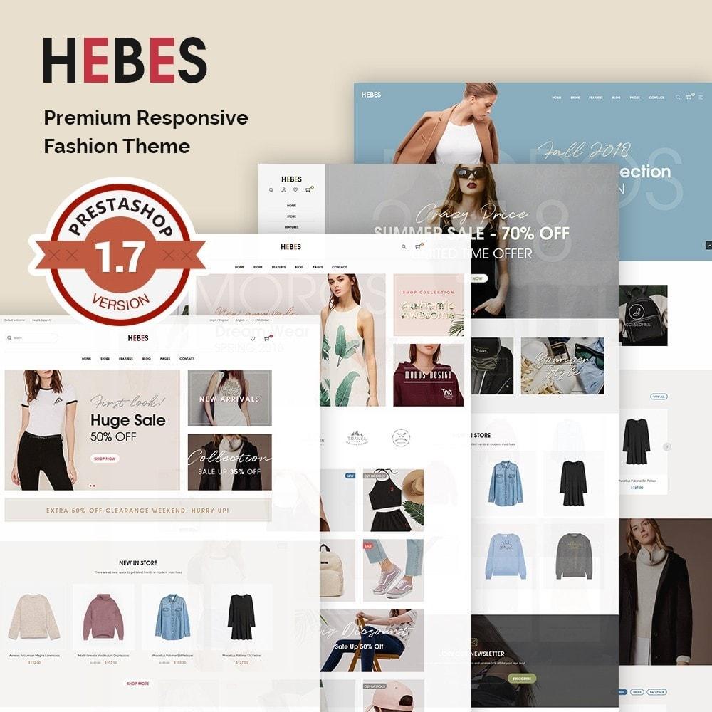 theme - Moda & Calçados - JMS Hebes II - 1