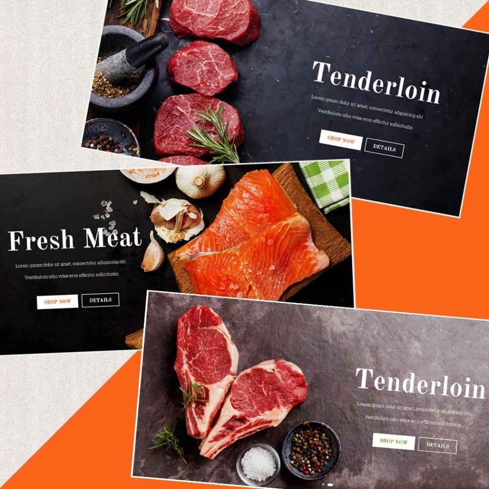 theme - Gastronomía y Restauración - Food Shop II - 3