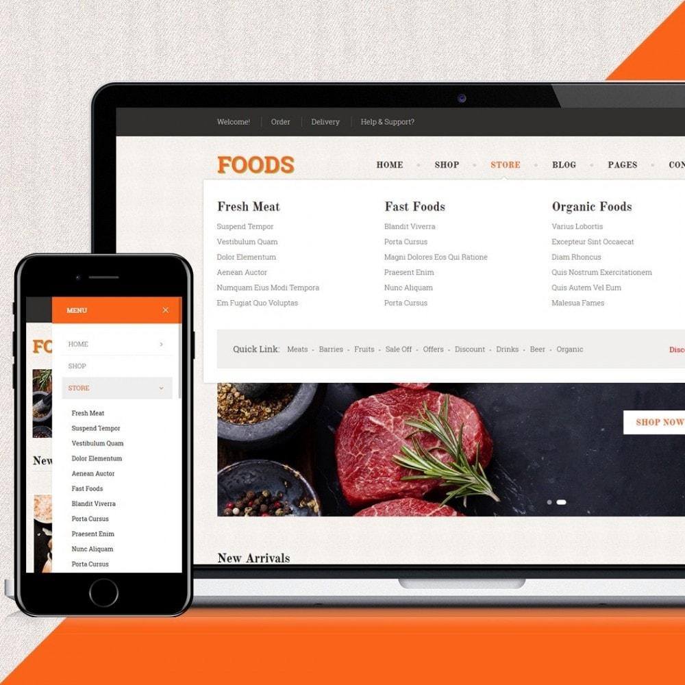 theme - Gastronomía y Restauración - Food Shop II - 4