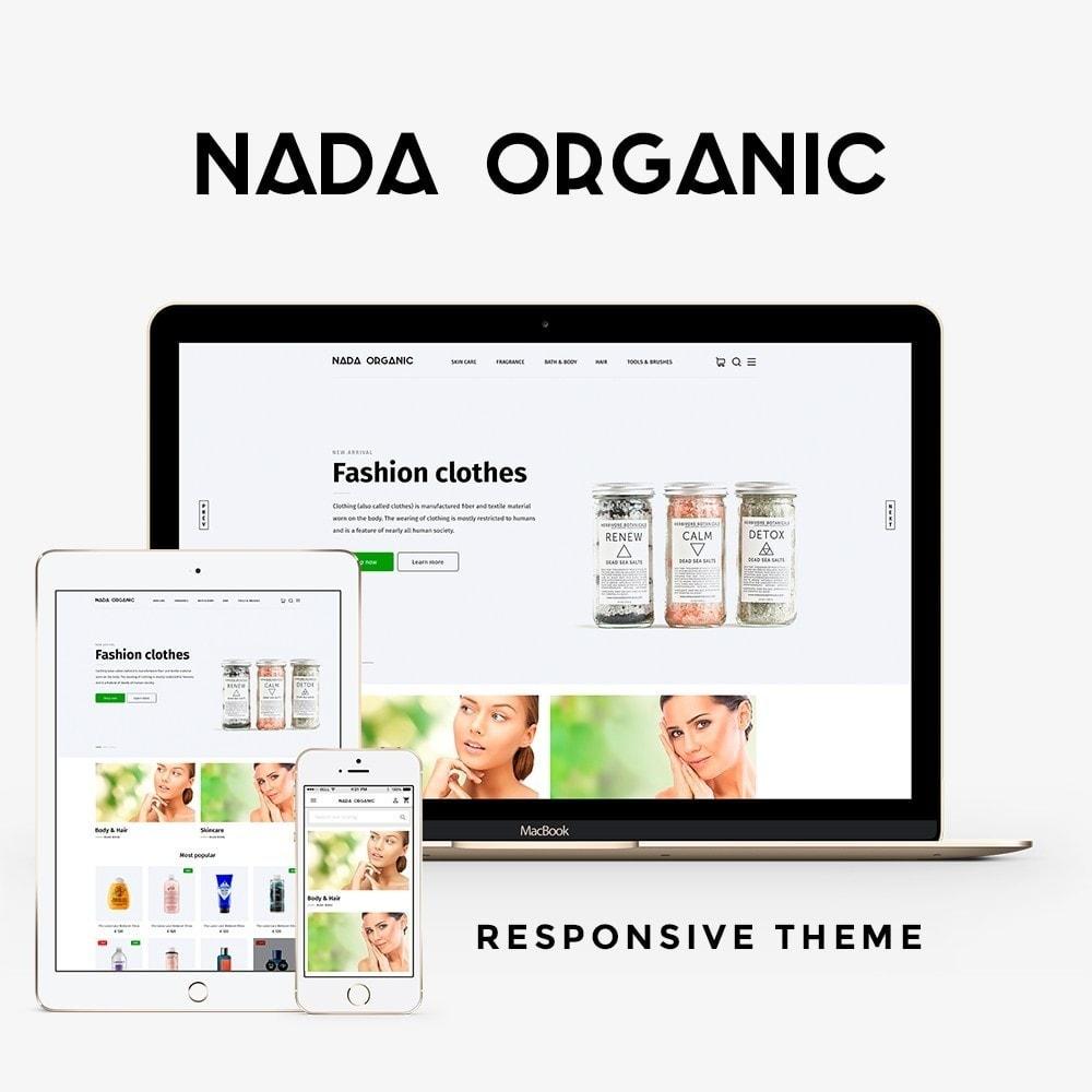 theme - Gezondheid & Schoonheid - Nada Organic - 1