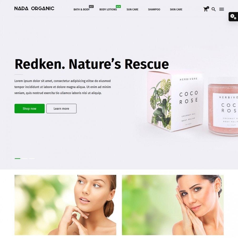 theme - Gezondheid & Schoonheid - Nada Organic - 2
