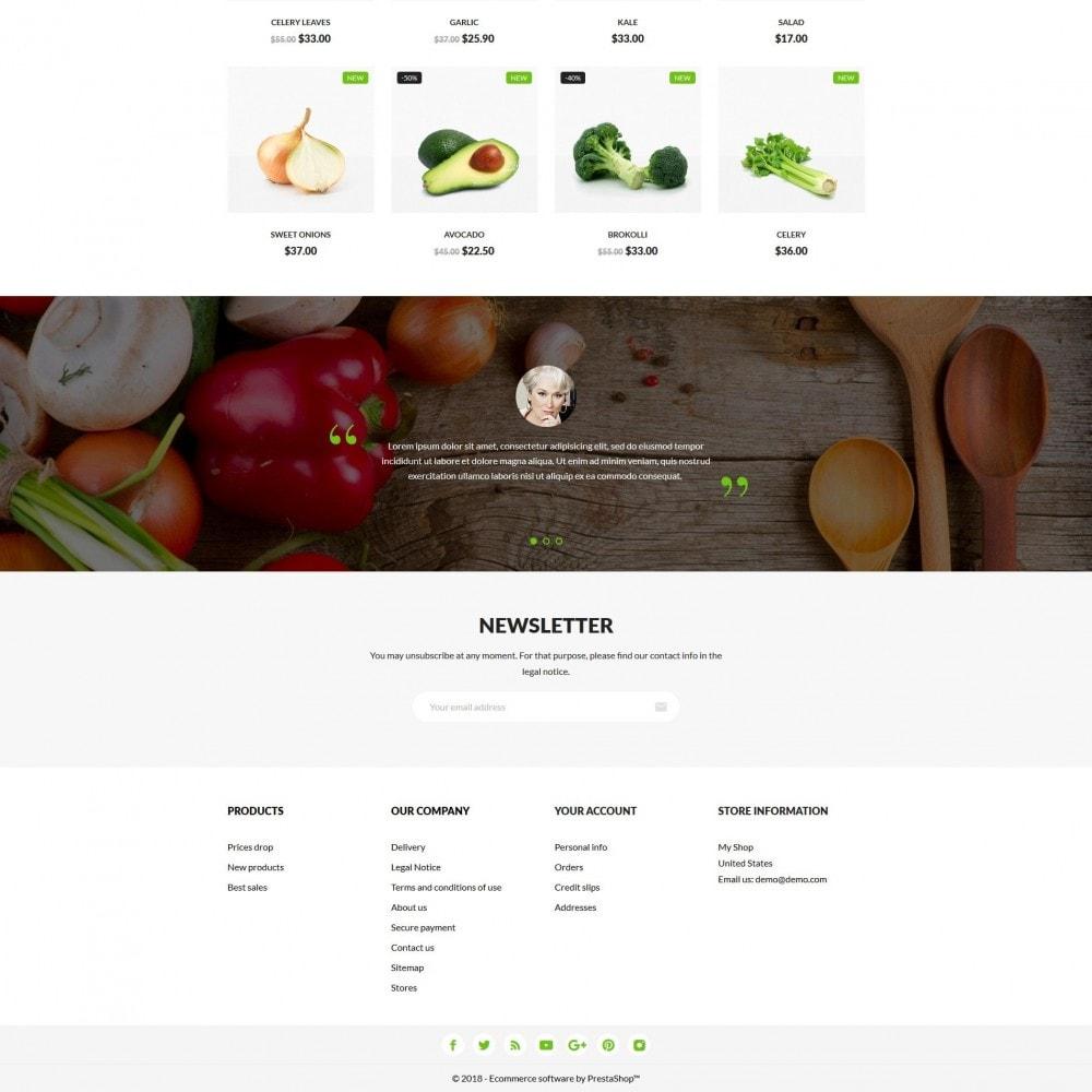 theme - Продовольствие и рестораны - Elianto - 3