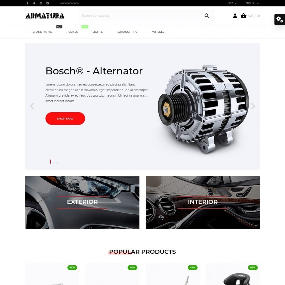 theme - Coches y Motos - Armatura - 2