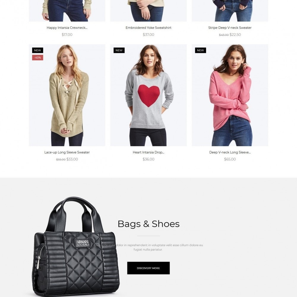 theme - Mode & Schoenen - Segoe Fashion Store - 4