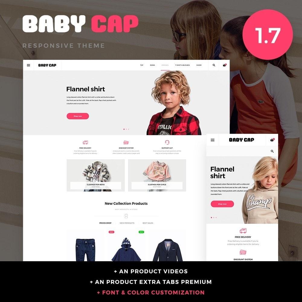 theme - Дети и Игрушки - Baby cap - 1
