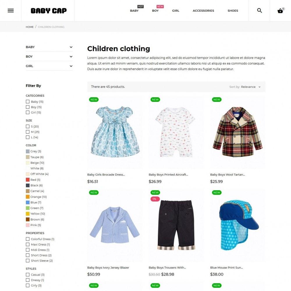 theme - Дети и Игрушки - Baby cap - 6