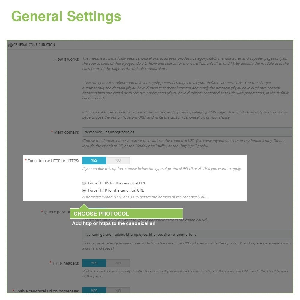 module - URL & Redirects - Canonical URLs to Avoid Duplicate Content - SEO - 3