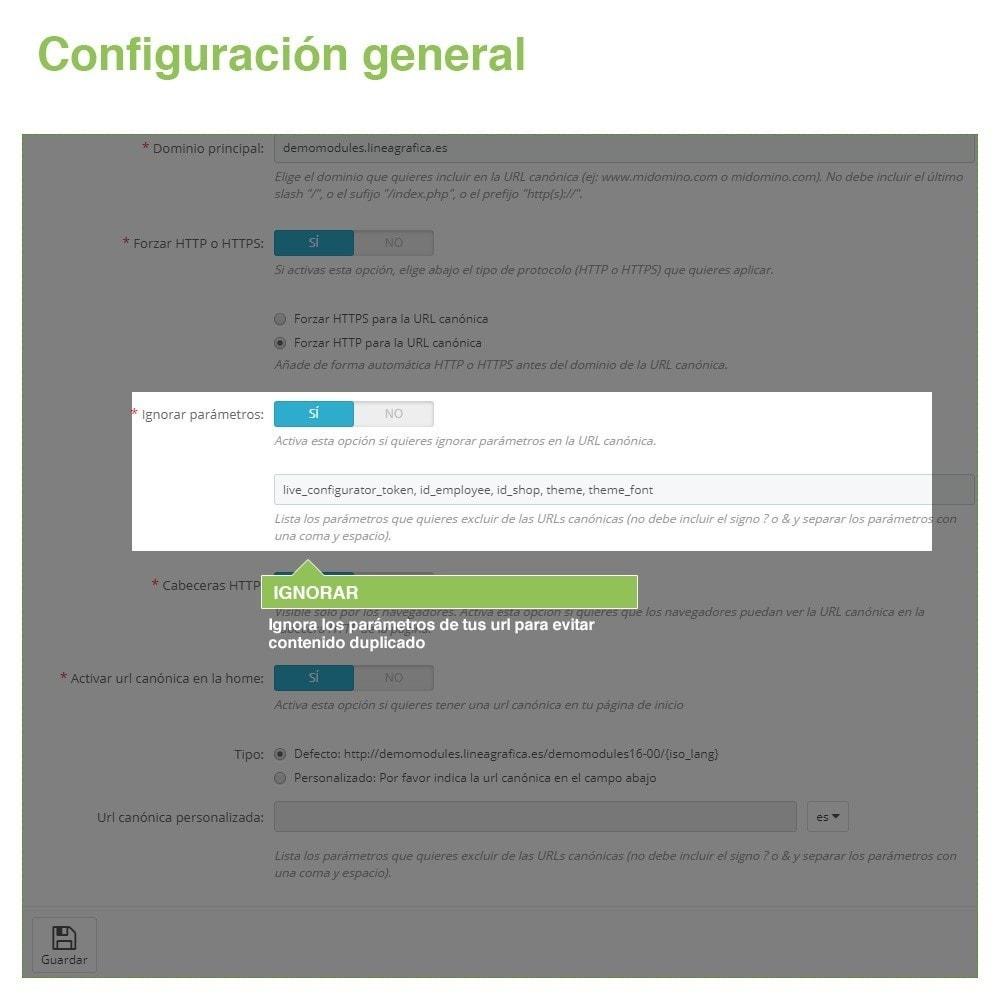 module - URL y Redirecciones - URLs Canónicas para Evitar Contenido Duplicado - SEO - 4