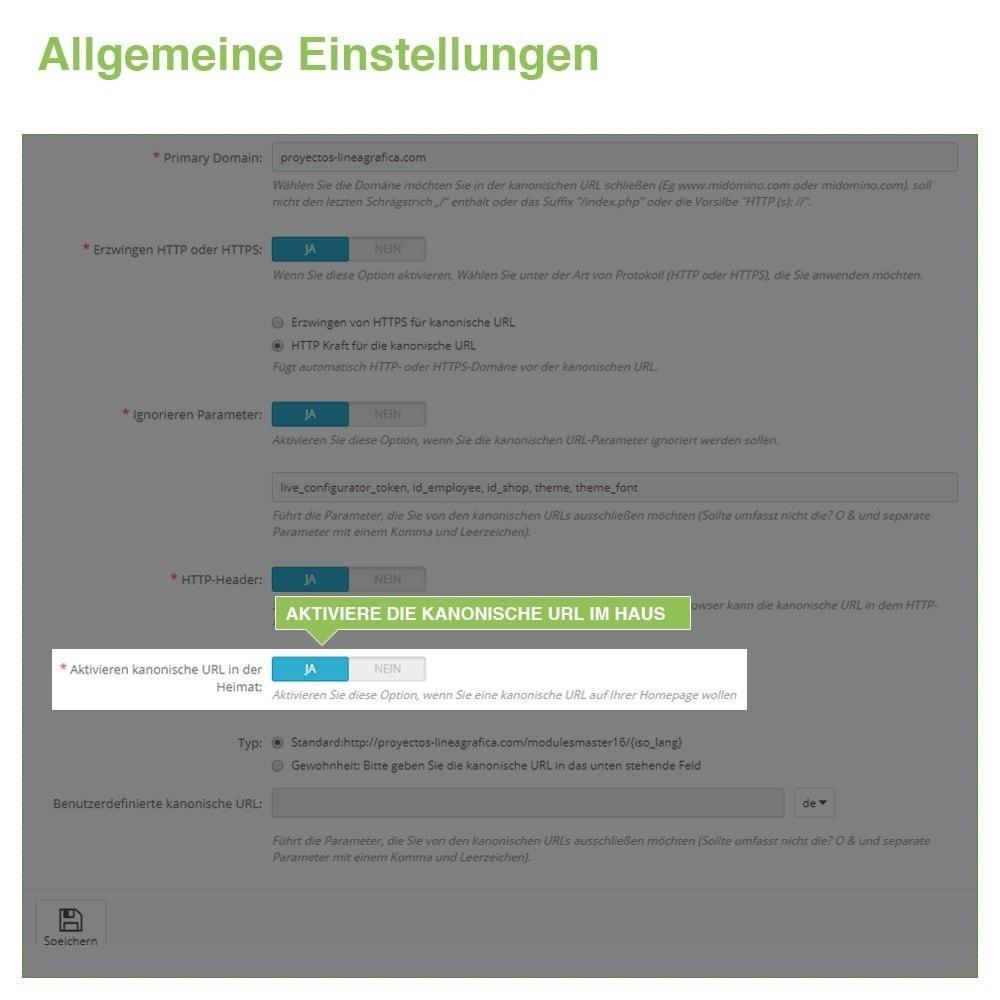 bundle - URL & Redirects - SEO - Verbessern Sie Ihre Website Indexierung - 3-Modul - 6