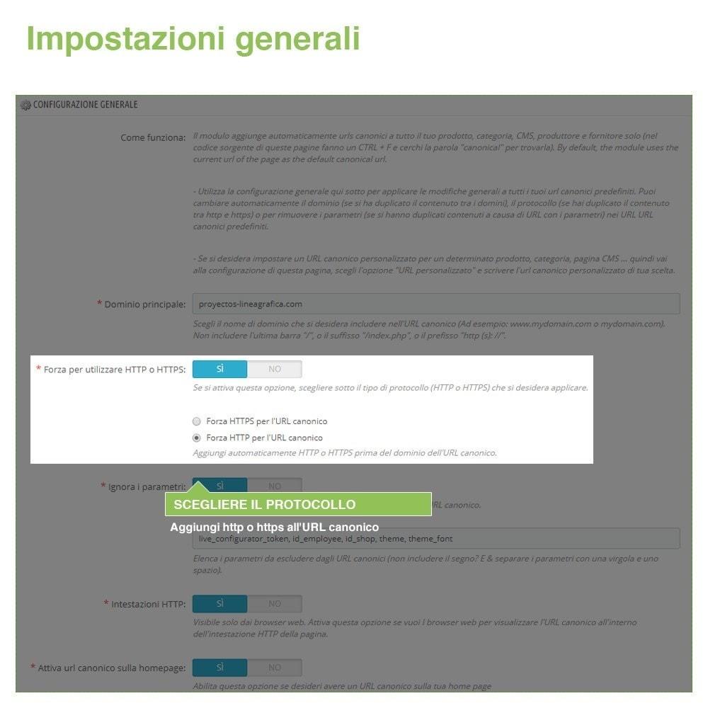 bundle - URL & Redirect - SEO - Migliora la tua indicazione web - 3-Module - 3