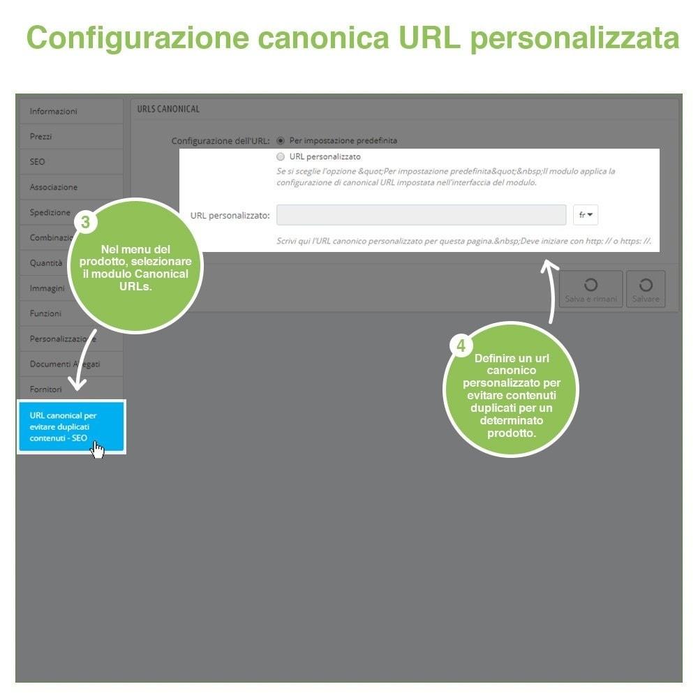 bundle - URL & Redirect - SEO - Migliora la tua indicazione web - 3-Module - 11