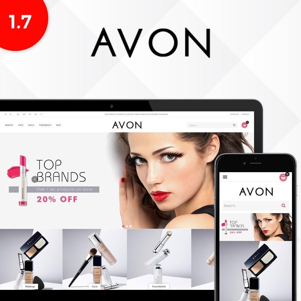theme - Здоровье и красота - AVON Cosmetic Store - 1
