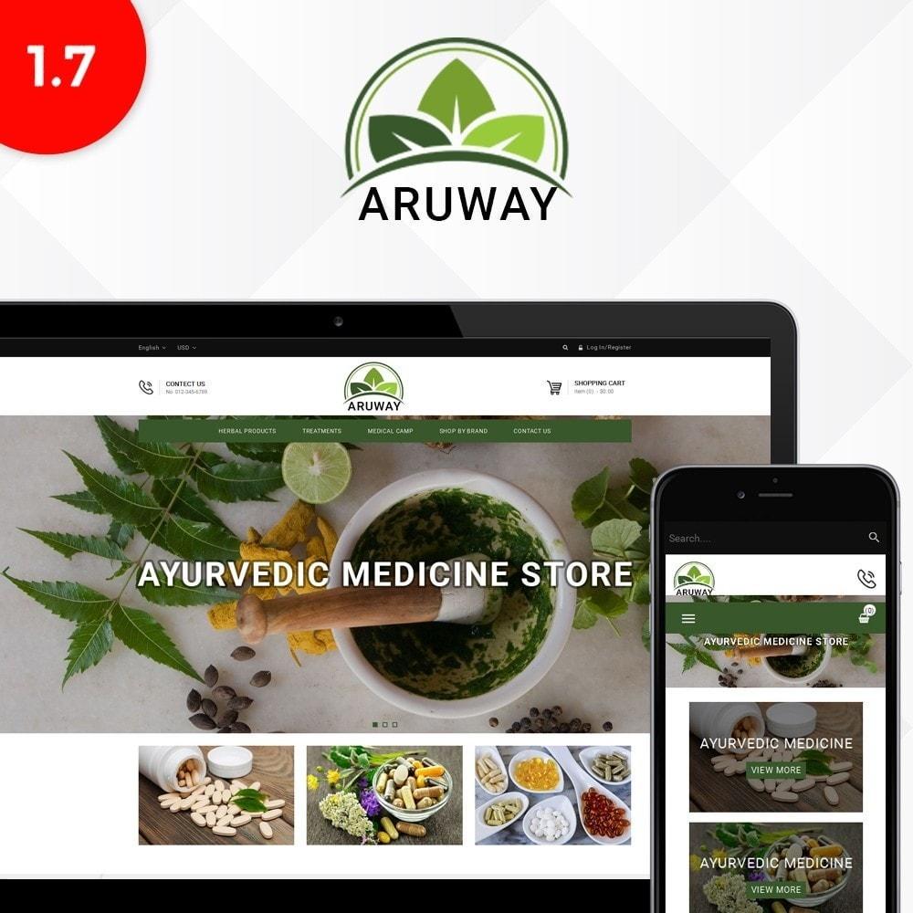 theme - Health & Beauty - Aruway health store - 1