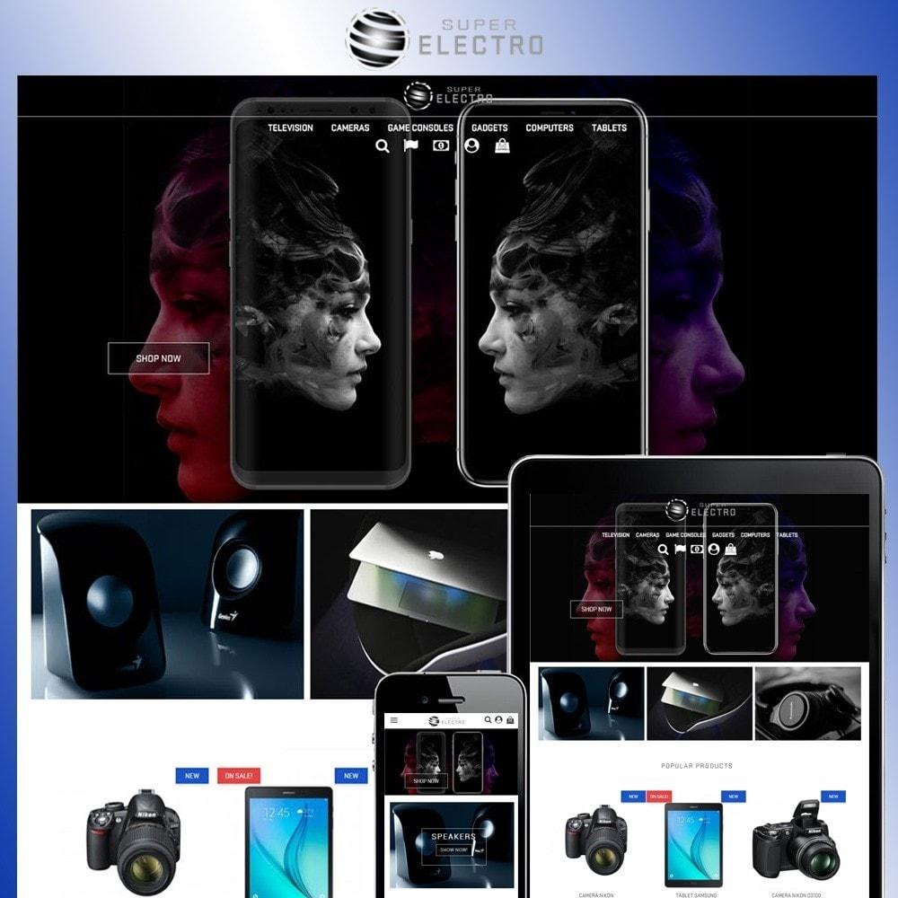 theme - Elektronika & High Tech - Super Electro - 2