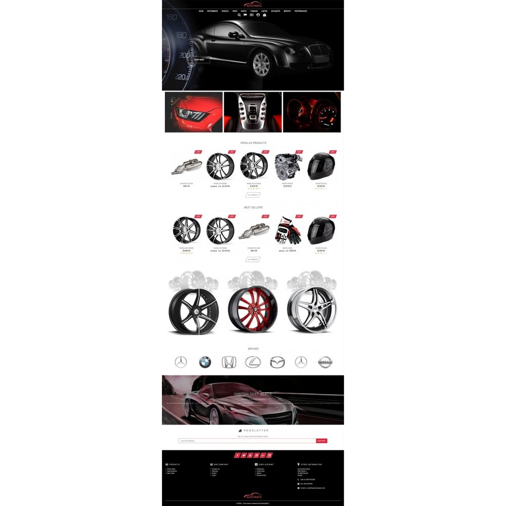 theme - Coches y Motos - Auto Parts - 2