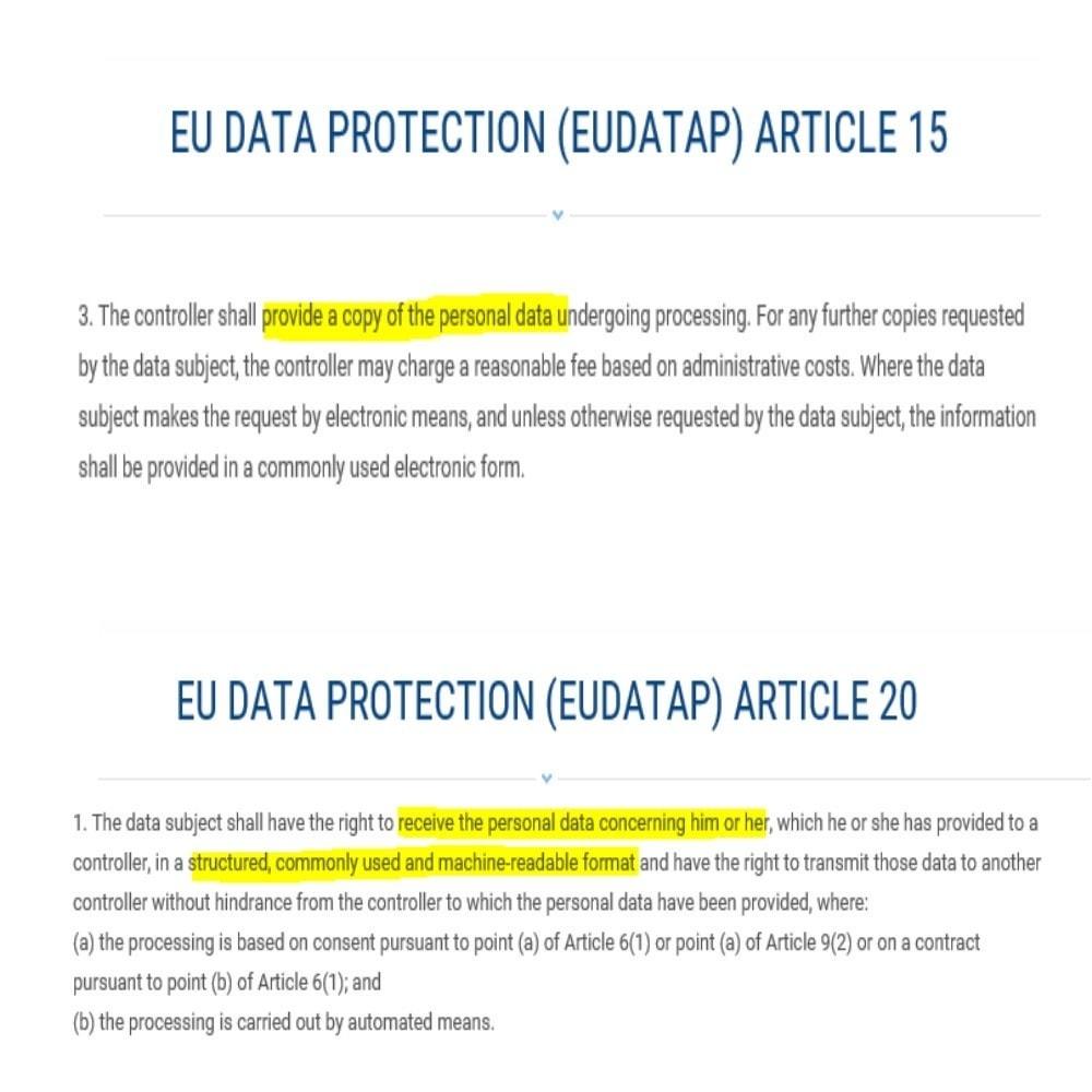 module - Daten Im-&Export - Gc Kundendaten Export - 3