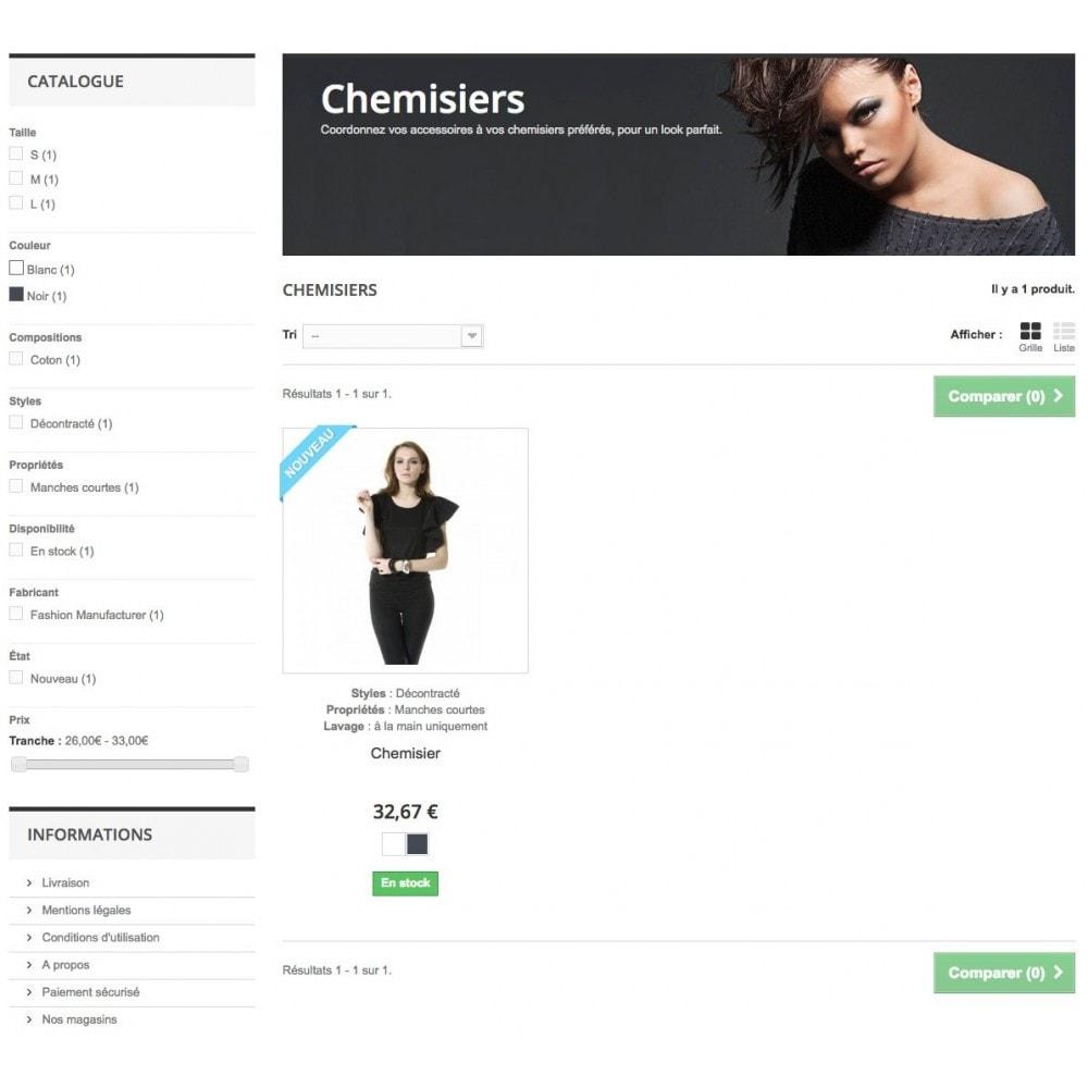 module - Informaciones adicionales y Pestañas - Product feature highlighting - 2