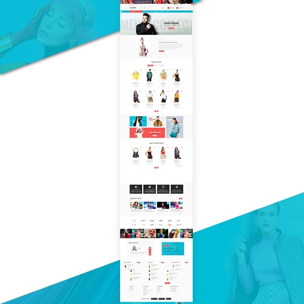 theme - Mode & Chaussures - Dassee – Fashion Super Store v2 - 2