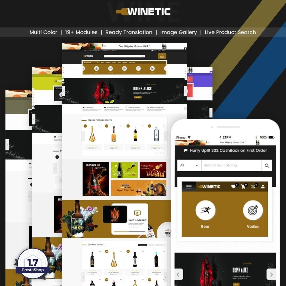 theme - Bebidas y Tabaco - WineTic – Wine Super Store - 1