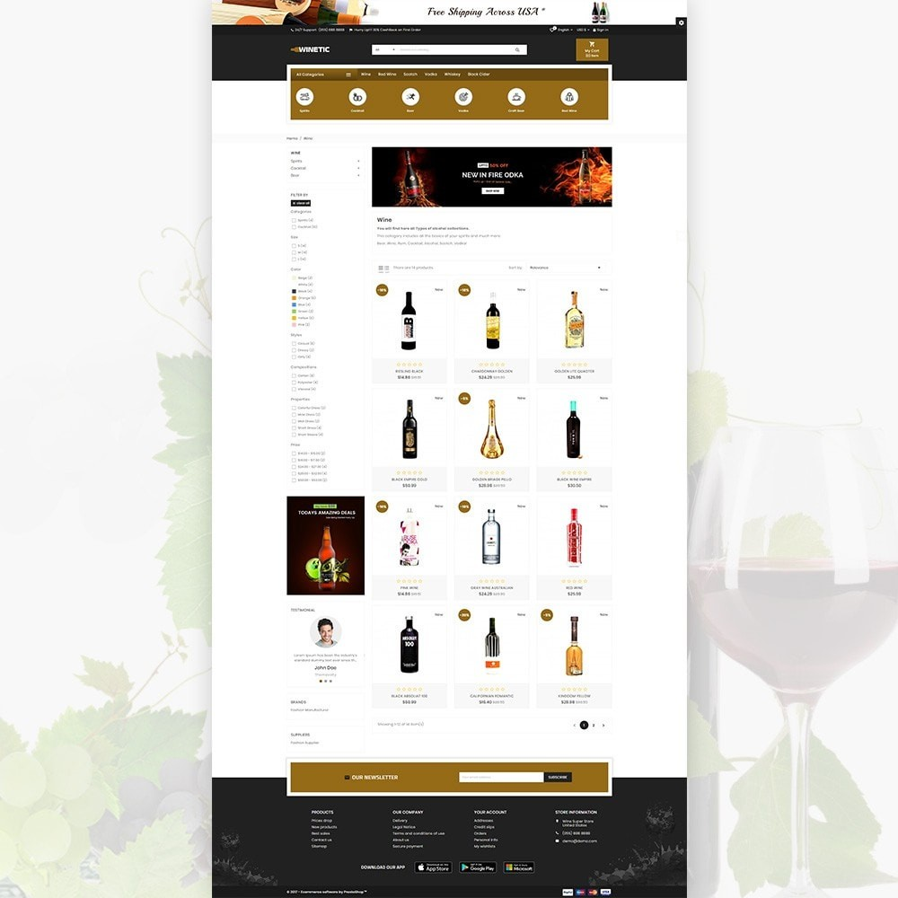 theme - Bebidas y Tabaco - WineTic – Wine Super Store - 3