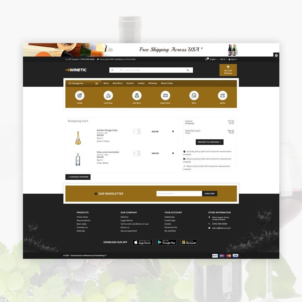 theme - Bebidas y Tabaco - WineTic – Wine Super Store - 5