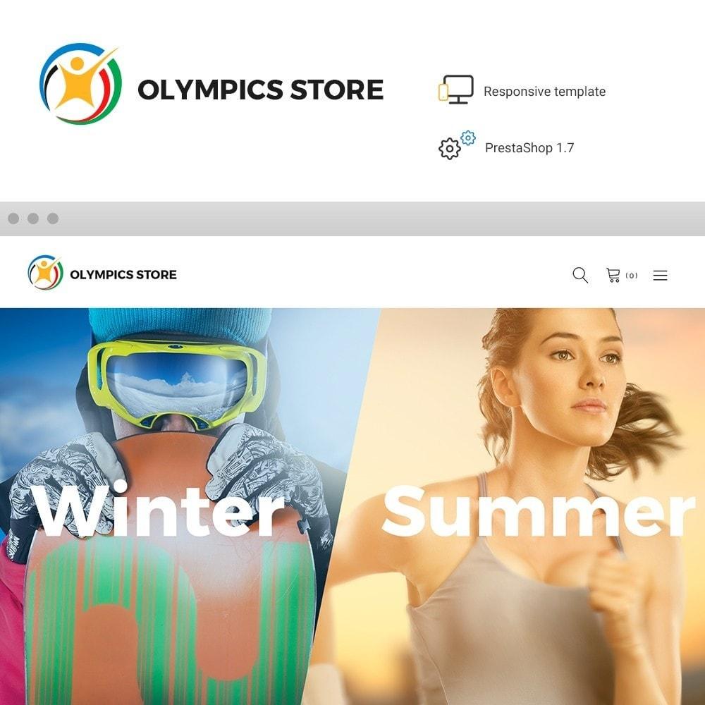 theme - Sport, Attività & Viaggi - Olympics Store - Professional Sports - 1