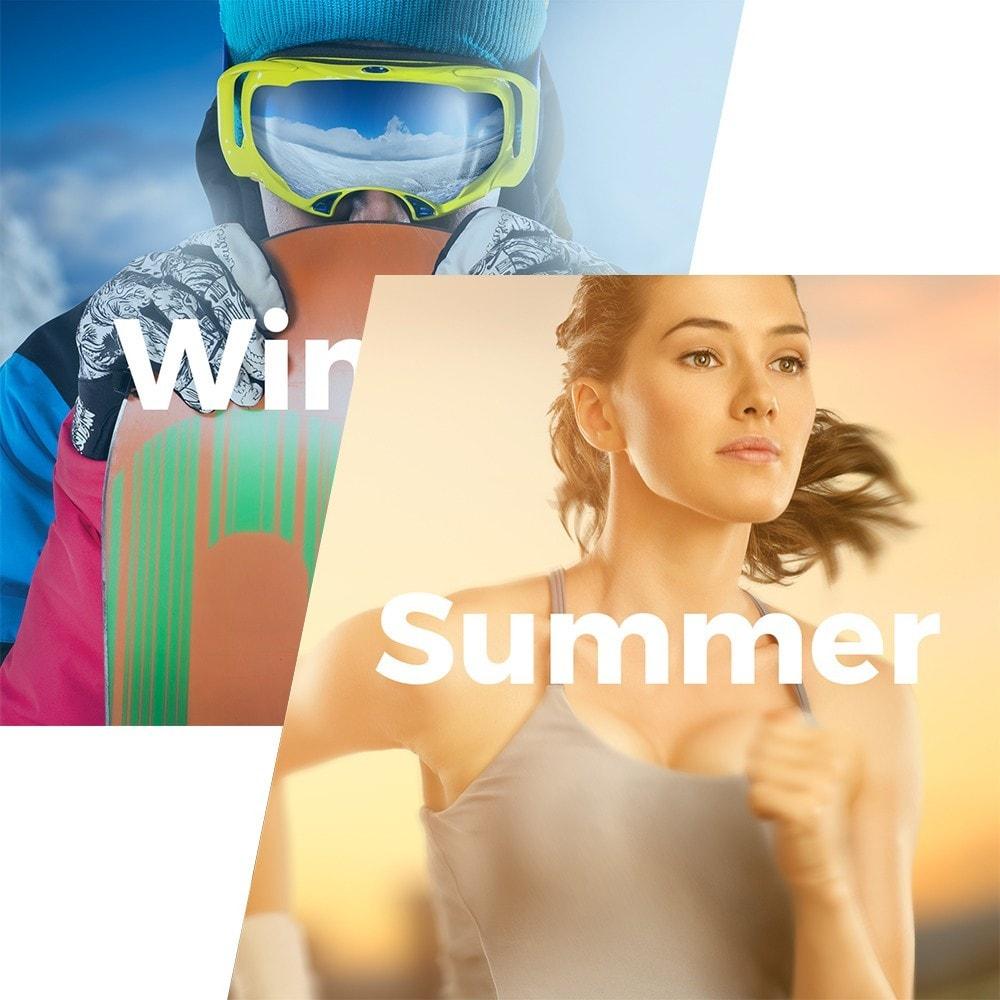 theme - Sport, Attività & Viaggi - Olympics Store - Professional Sports - 2