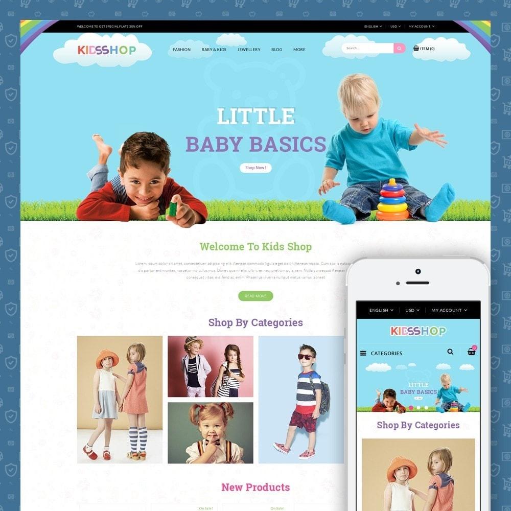 theme - Kids & Toys - Kids Shop - 1