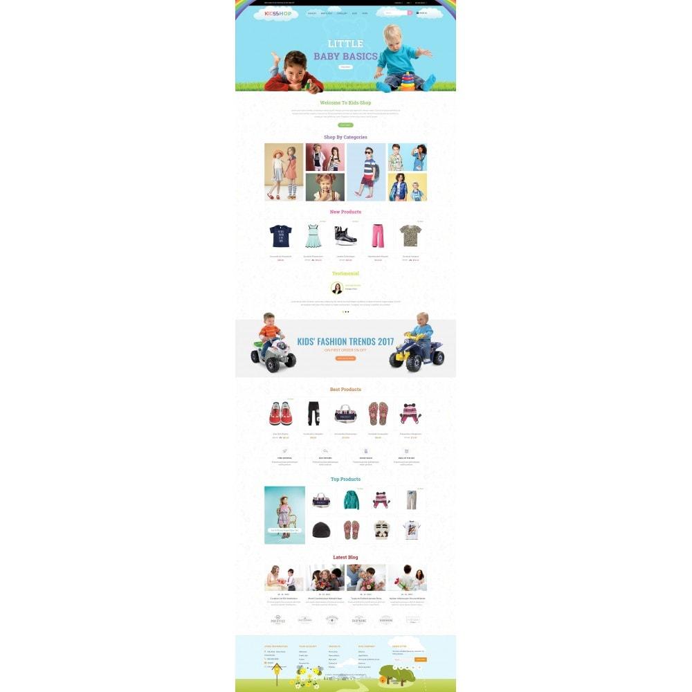 theme - Kids & Toys - Kids Shop - 2