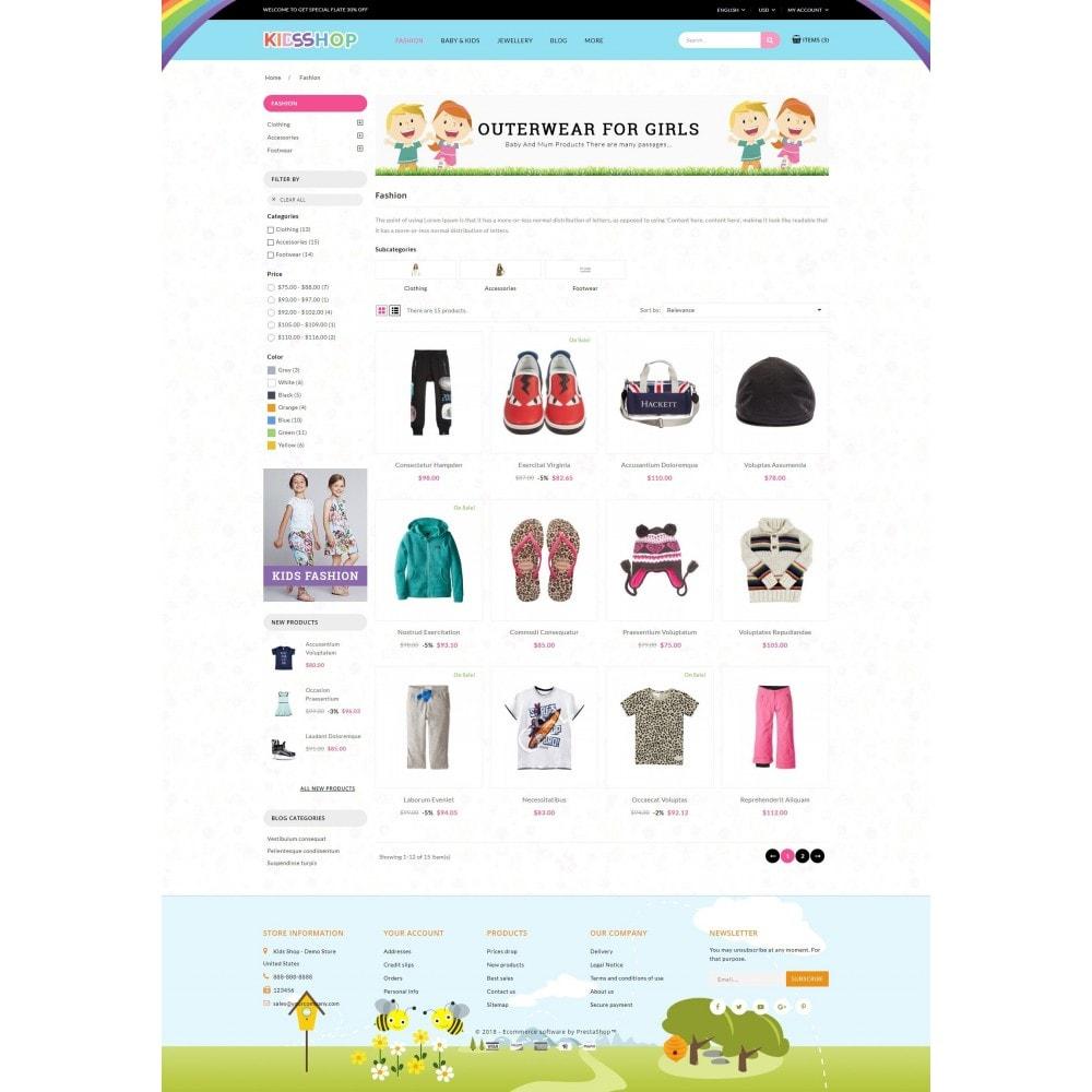 theme - Kids & Toys - Kids Shop - 3