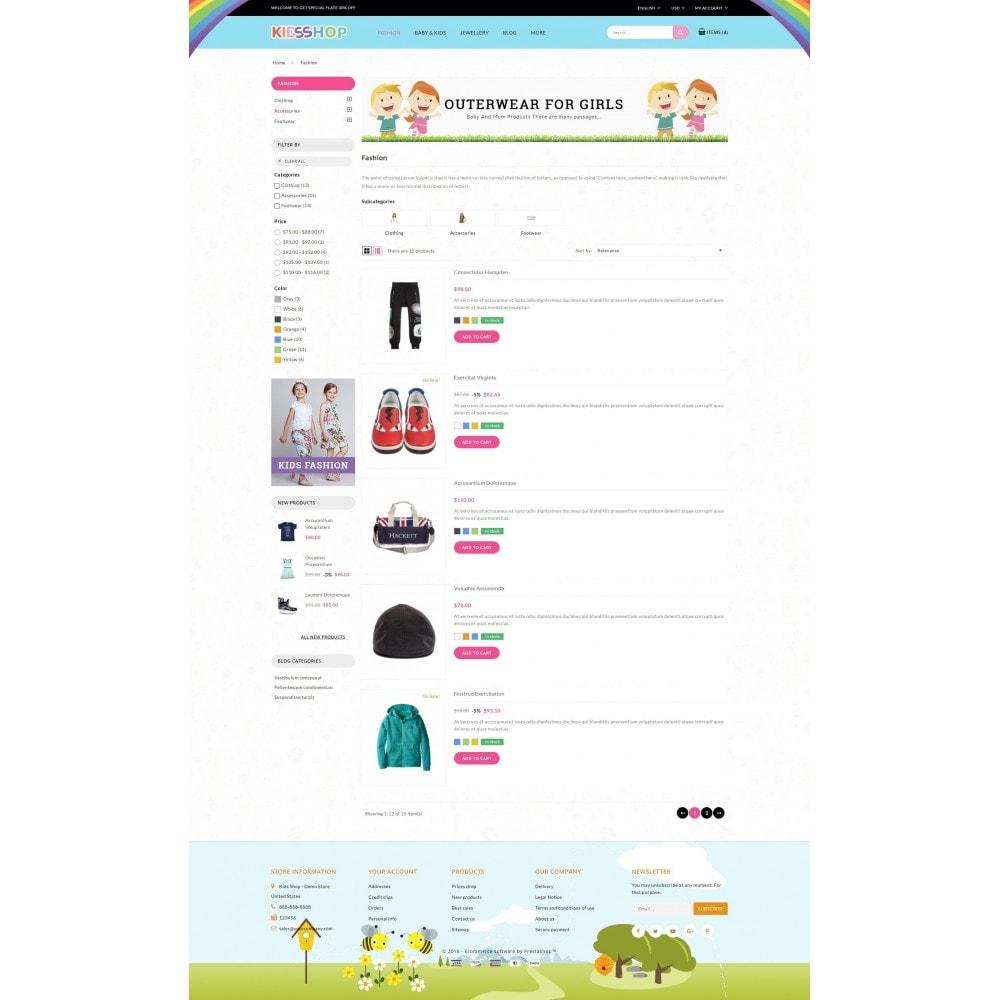 theme - Kids & Toys - Kids Shop - 4