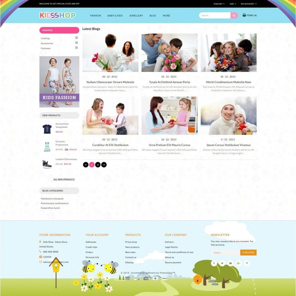 theme - Bambini & Giocattoli - Kids Shop - 9