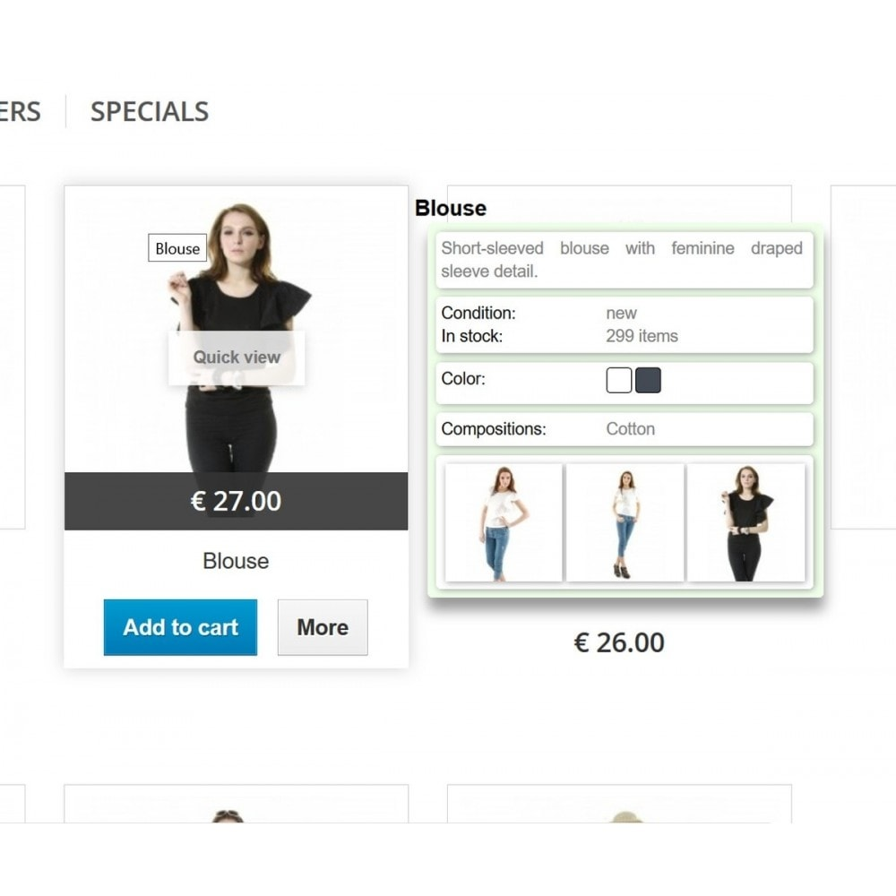 module - Additional Information & Product Tab - Product hover info - 3