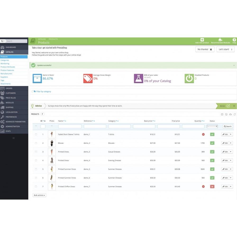module - Bestands & Lieferantenmanagement - Auto Product Status Switcher - 2