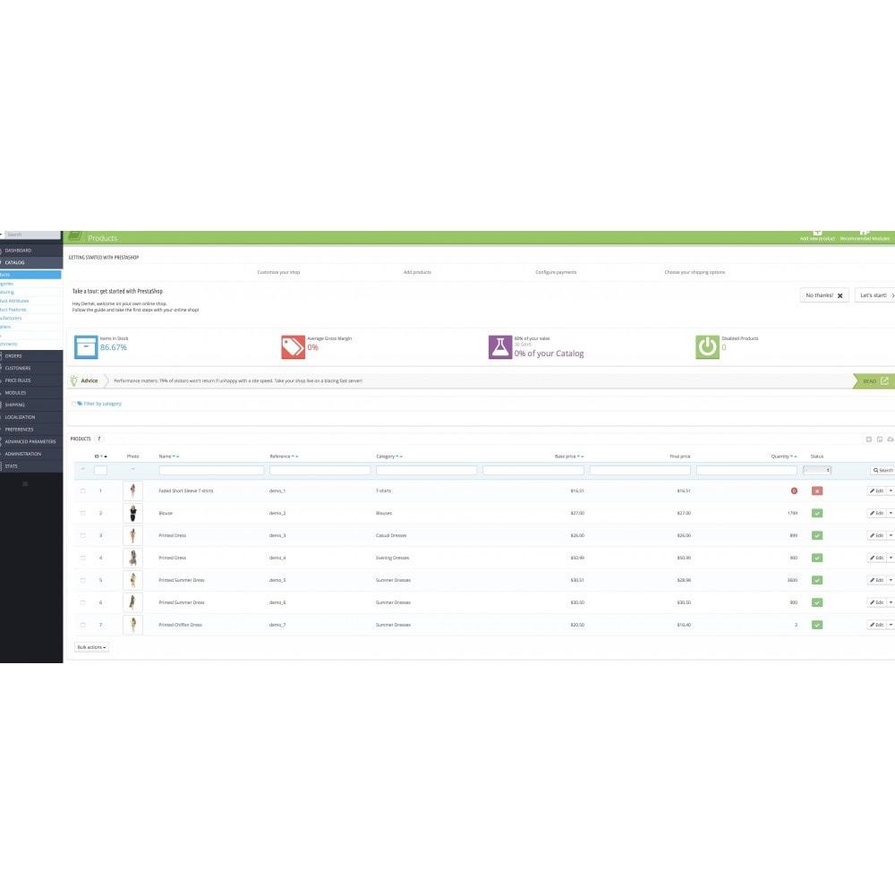 module - Bestands & Lieferantenmanagement - Auto Product Status Switcher - 4